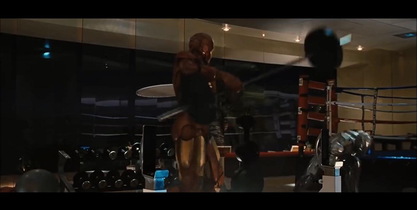 Iron Man 2: Iron Man 2 (fight 2 Of 4) « Grading Fight Scenes