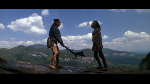 "Thankfully, Magua doesn't try to continue using the ""Black Knight"" offense"